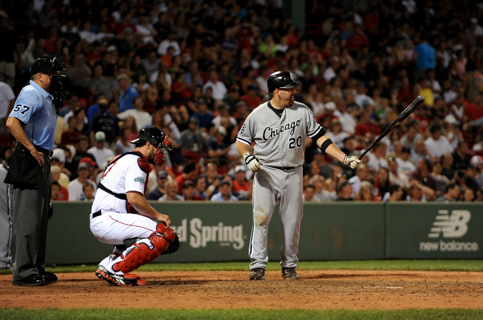 Boston Red Sox v Chicago White Sox