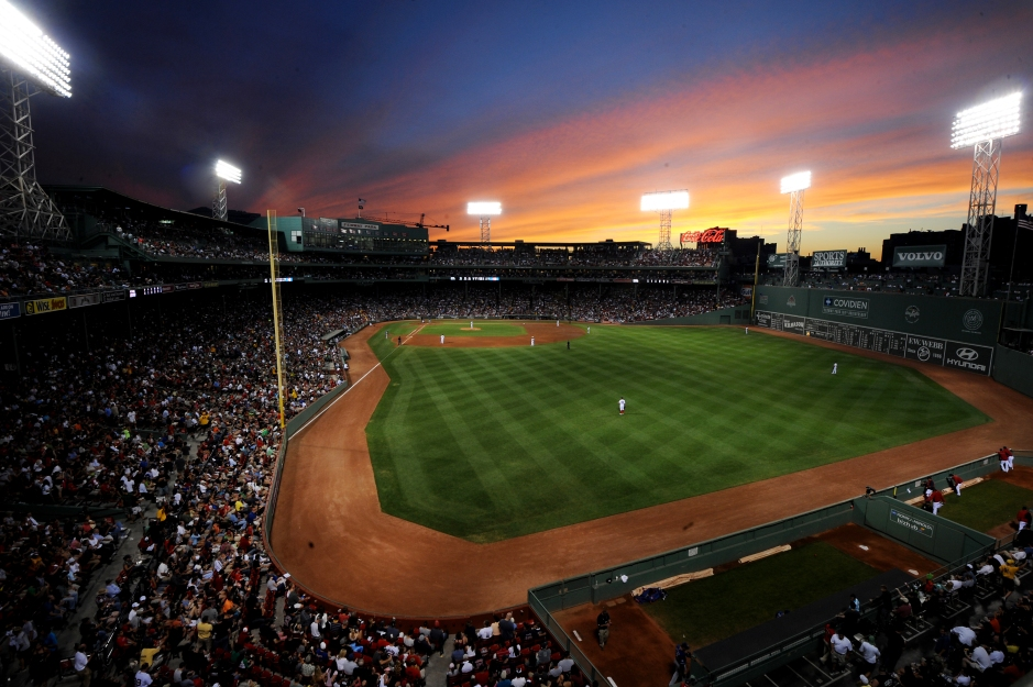 Boston Red Sox v Texas Rangers