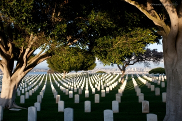 U.S. Navy cemetery, Point Loma